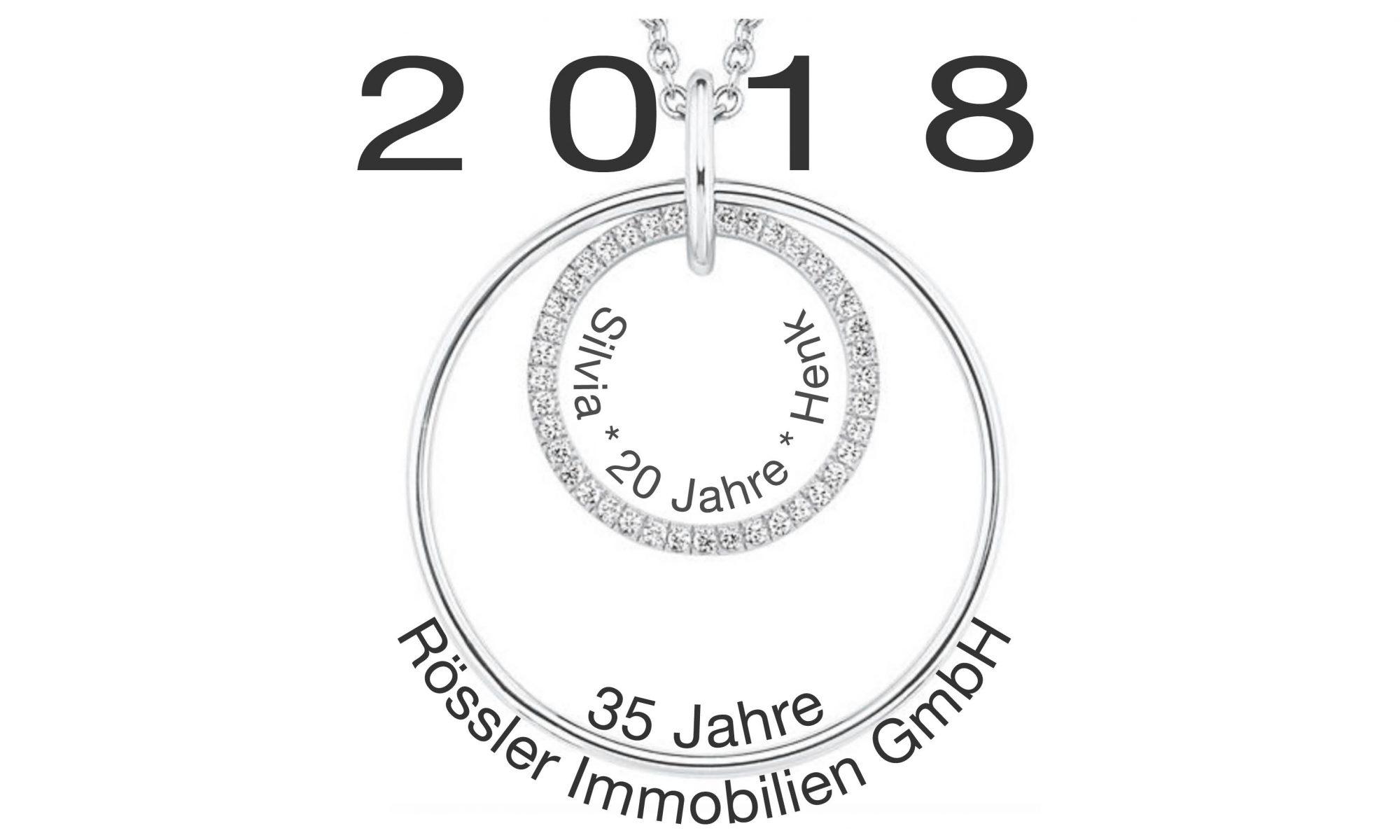 Jubiläum 2018 35+20